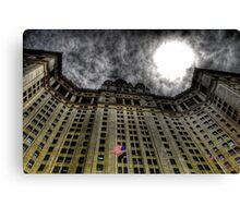 Gotham City Hall Canvas Print