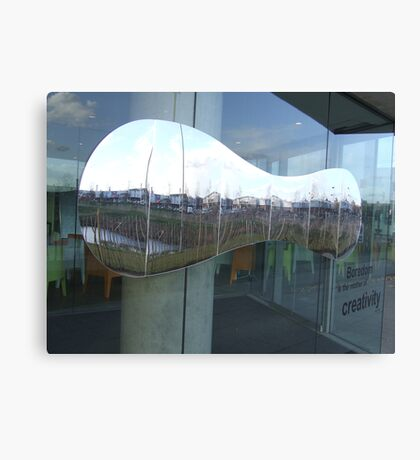 Reflected Canvas Print
