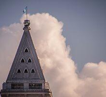 Smith Tower by Sue Morgan