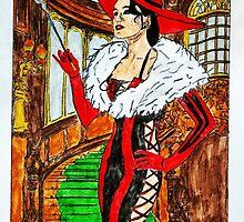 Lady by Silvia Eichhorn
