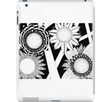 Zen Flowers iPad Case/Skin