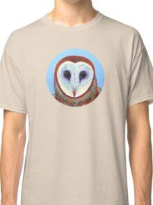 Barn Owl at Bob's Classic T-Shirt