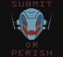 Ultron Submit or Perish by VicNeko