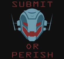 Ultron Submit or Perish T-Shirt