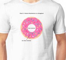 Doughnut Calorie Distribution Unisex T-Shirt