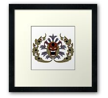 Welcome to the Freakshow  Framed Print