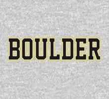 Boulder Jersey Script  by USAswagg