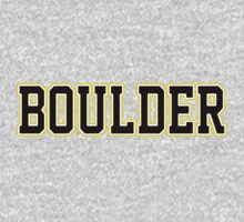 Boulder Jersey Script  by USAswagg