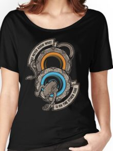Star Portals Women's Relaxed Fit T-Shirt