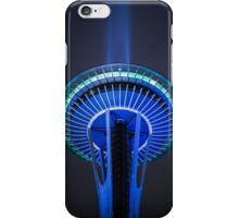 Space Needle, Seattle Washington, USA iPhone Case/Skin