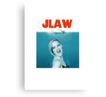 jlaw Canvas Print
