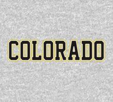 Colorado Jersey  by USAswagg