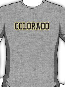 Colorado Jersey  T-Shirt