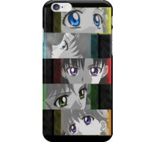 Sailor Moon Guardian's Eyes iPhone Case/Skin