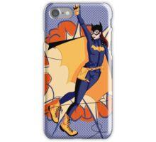 BAM Batgirl iPhone Case/Skin