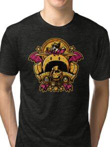 Saucer Crest Tri-blend T-Shirt