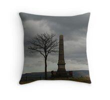 Cenotaph Throw Pillow