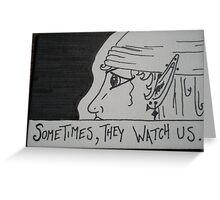 Fae Distractions  (an ACEO) Greeting Card