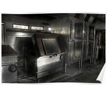 Kitchen remains Poster