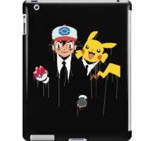 Ash & Pikachu cool iPad Case/Skin