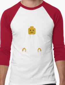 Lego man cool Men's Baseball ¾ T-Shirt