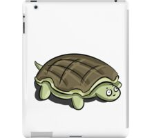Turtle Too Cute iPad Case/Skin