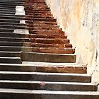 Stairs by Danielle Reier