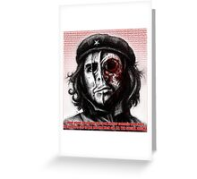 che3-2-1 Greeting Card