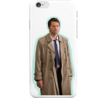 Castiel, Angel of the Lord - Supernatural | #InfiniteTARDISMerch iPhone Case/Skin