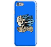 Forest Fighter iPhone Case/Skin