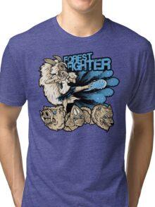 Forest Fighter Tri-blend T-Shirt