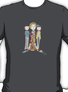 Doctor Who - Harry Sullivan Is A Genius, Actually T-Shirt