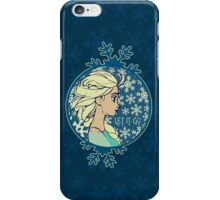 Let It Go (Frozen) (Disney) iPhone Case/Skin