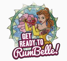 Get Ready To RumBelle! (Belle) (Beauty and the Beast) Kids Clothes