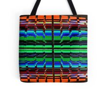 The Multi Colored Grid! Tote Bag