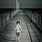 Lonely Jetty by SD Smart