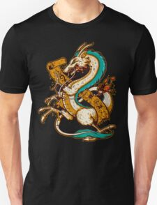 Spirited Crest T-Shirt
