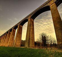 Pontcysyllte Aqueduct by Rob Hawkins