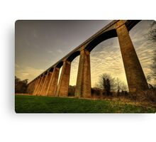Pontcysyllte Aqueduct Canvas Print