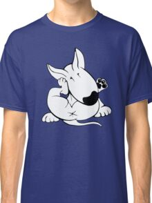 English Bull Terrier Itchy Head Classic T-Shirt