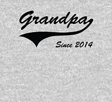 Grandpa Since 2014 Unisex T-Shirt