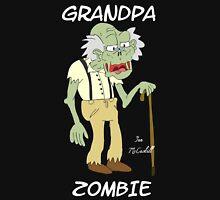 Grandpa Zombie Unisex T-Shirt