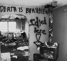 """Death Hotel"" by David Lee Thompson"