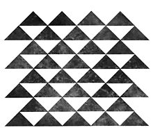 Triangle Rows by Jan Weiss