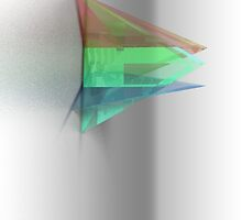 Glass prism  by JamesL1