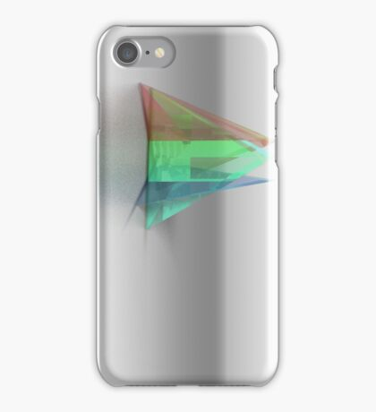 Glass prism  iPhone Case/Skin