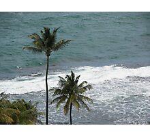 San Juan, Puerto Rico Photographic Print