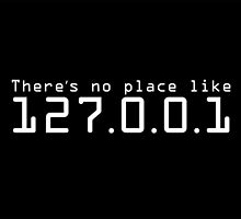 There's no place like 127.0.0.1 by SUP3RD3AD