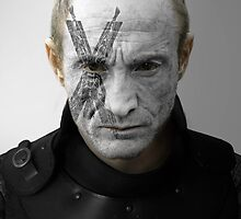 Roose Bolton House War Paint by HilaryHeffron