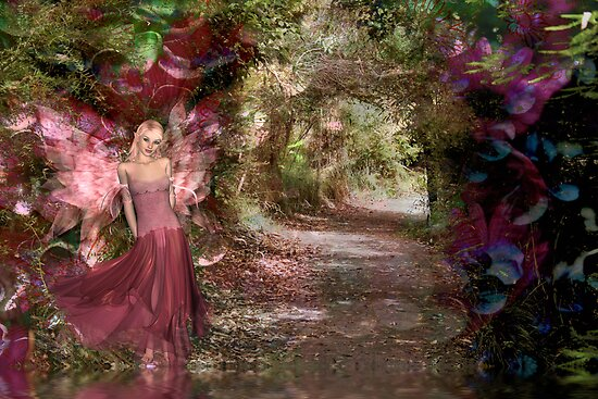 The Secret Garden by Cathleen Tarawhiti